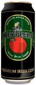 John Kepplers Premium Irish Cider