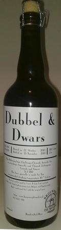 De Molen Dubbel & Dwars (Double & Crossed) - Imperial/Double IPA