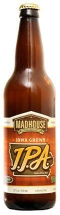 Madhouse Iowa Grown IPA - 2011