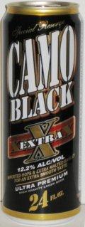 Camo Black Extra