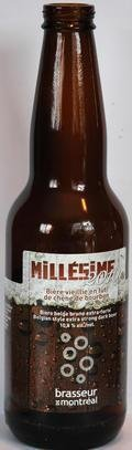 Brasseur De Montr�al Mill�sime 2010 - Belgian Strong Ale