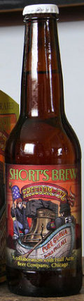 Short�s / Half Acre Freedom Of �78 - India Pale Ale (IPA)