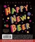 Spinnakers Happy New Year Beer