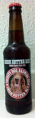 Thirsty Dog Irish Setter Red