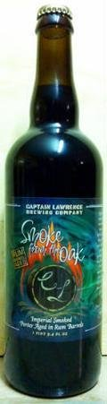 Captain Lawrence Imperial Smoke from the Oak (Rum Barrel) - Imperial/Strong Porter