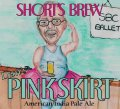 Shorts Dan�s Pink Skirt