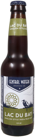 Central Waters Lac Du Bay India Pale Ale