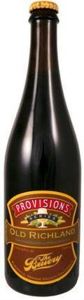 The Bruery Provisions Series: Old Richland