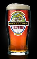 Rebellion Sticky Wicket - Bitter
