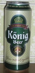 K�nig Beer (Hungary)