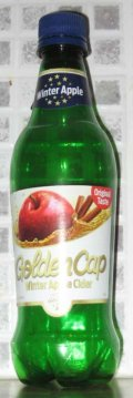 Golden Cap Winter Apple Cider - Cider