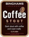 Binghams Coffee Stout