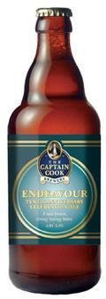 Captain Cook Endeavour