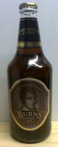 Shepherd Neame Burns Ale (Bottle) - Bitter