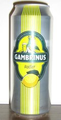 Gambrinus Radler - Fruit Beer