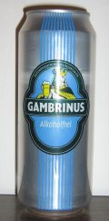 Gambrinus Alkoholfrei - Low Alcohol