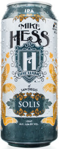 Mike Hess Solis Occasus (WestCoaster) IPA - India Pale Ale (IPA)