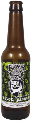 BrewDog / Three Floyds Bitch Please