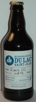 Du Lac Saint-Jean Rang 10