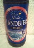 Unser Norden Landbier Dunkel