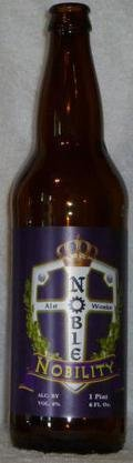 Noble Ale Works Nobility