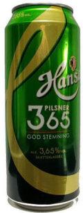 Hansa Pilsner 365