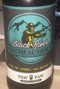 Paw Paw Black River Stout