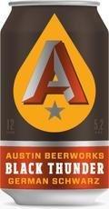 Austin Beerworks Black Thunder