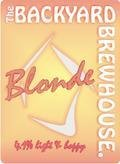 Backyard Blonde - Golden Ale/Blond Ale