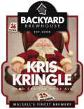 Backyard Kris Kringle - Bitter