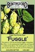 Buntingford Single Hop Fuggle - Bitter