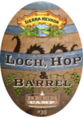 Sierra Nevada Beer Camp Loch, Hops and Barrel