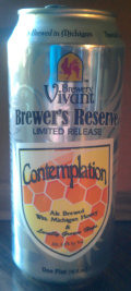 Brewery Vivant Contemplation
