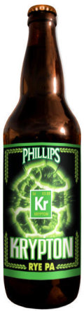 Phillips Krypton Rye PA - Specialty Grain