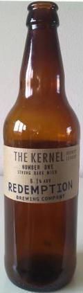 Redemption / The Kernel Number One Strong Dark Mild