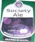 Williams Brothers Society Ale - Golden Ale/Blond Ale