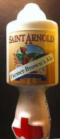 Saint Arnold Farmer Brown�s Ale