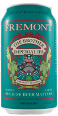 Fremont The Brother Imperial IPA - Imperial/Double IPA