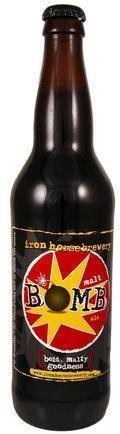 Iron Horse Malt Bomb