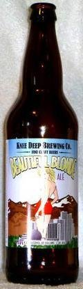 Knee Deep Beautiful Blonde Ale - Golden Ale/Blond Ale