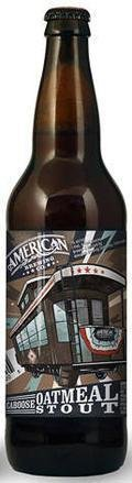 American Caboose Oatmeal Stout