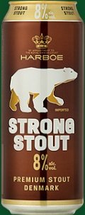 Harboes Bryggeri Strong Stout