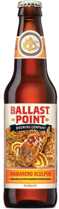 Ballast Point Habanero Sculpin - Spice/Herb/Vegetable