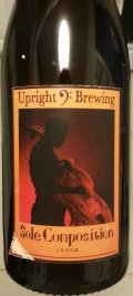 Upright Sole Composition: Barrel-Aged Seven Blend - Sour/Wild Ale