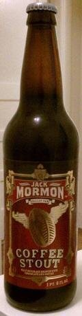 Epic Jack Mormon Coffee Stout - Imperial Stout