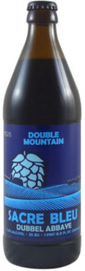 Double Mountain Sacre Bleu! - Abbey Dubbel