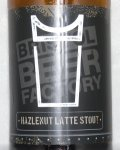 Bristol Beer Factory Hazelnut Latte Stout - Stout