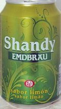 Emdbr�u Shandy sabor Lim�n - Fruit Beer