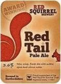 Red Squirrel Red Tail - Golden Ale/Blond Ale