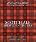 Weyerbacher Scotch Ale - Scotch Ale